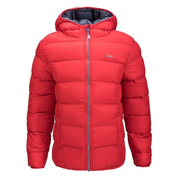Chaqueta Niña All Winter Steam-Pro Hoody Jacket Rojo I19