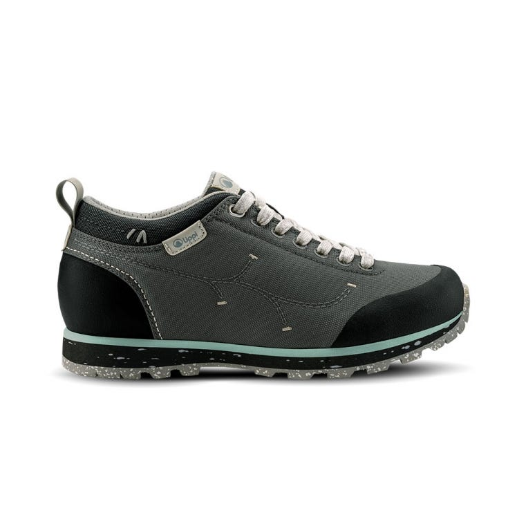 Zapato Mujer EcoWoods Gris Oscuro